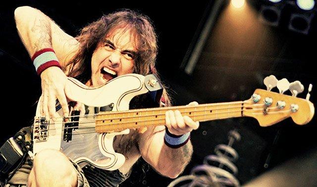 Steve Harris от Iron Maiden е загрижен за рок музикантите