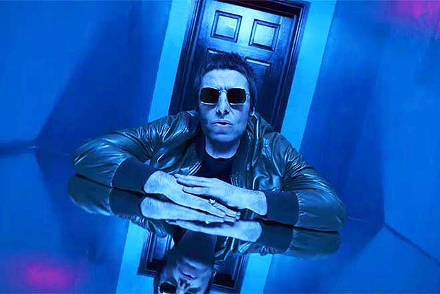 "Liam Gallagher представи дебютното си солово парче ""Wall Of Glass"""