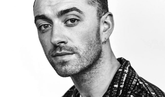 Излезе новият сингъл на Sam Smith photo of sam smith which is the cover of his new single