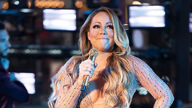 Mariah Carey in an interview about Vegas shooting on Good Morning Britain