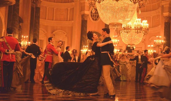 CineLibri: Ден 9 - Вечер на сп. DIVA и Ана Каренина. Съдбата на Вронски Elizaveta Boyarskaya and Kirill Grebenshchikov in a scene from 'Ana Karenina. Vronsky's Story'