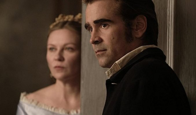 MMTV Online на CineLibri: Ден 7 - Измамените... .Colin Farrel and Kirsten Dunst in a movie still from 'The Beguiled'