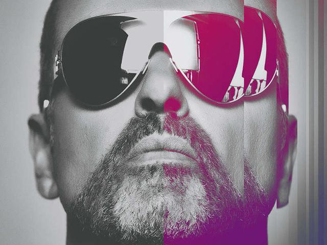 Документален филм за George Michael го показва по-откровен отвсякога George Michael posing for a photo with sunglasses