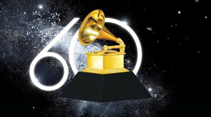 Вече са ясни номинираните за награди Grammy... MMTV Online 60th Grammy Awards 2018