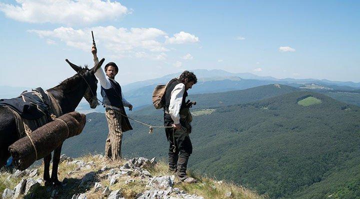 """""""Възвишение"""" едиин ит най-обсъжданите български филми."""