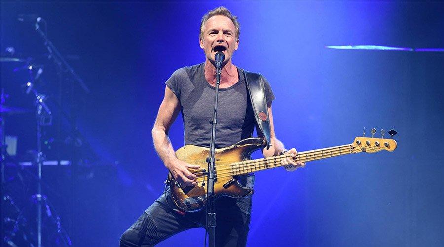 Sting отново в България през 2018! MMTV Online