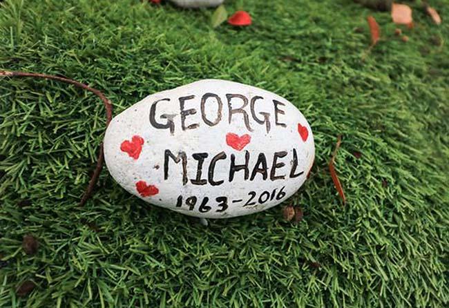 Джордж Майкъл си отиде на Коледа