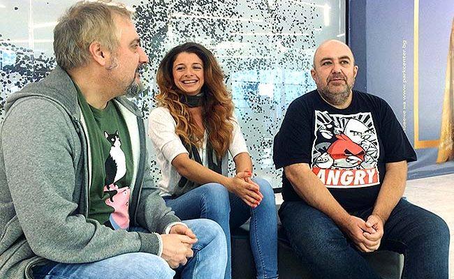 DJ Steven и Ясен Петров заедно в Carrusel за партито на ММ.