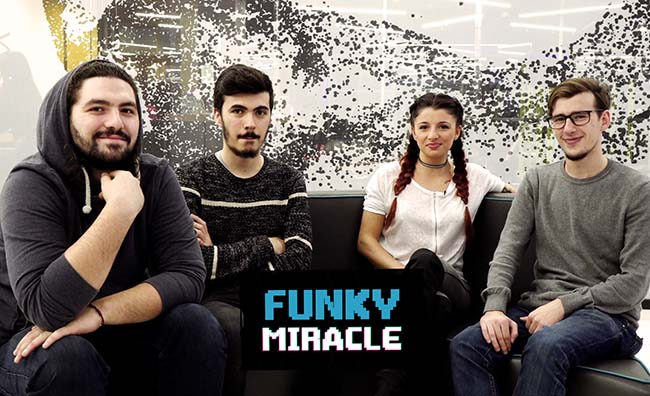 Funky Miracle - промоция на първия им албум