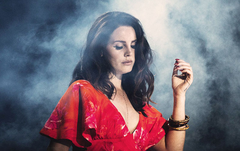 В Музинки днес: Lana Del Rey представи нов албум. MMTV