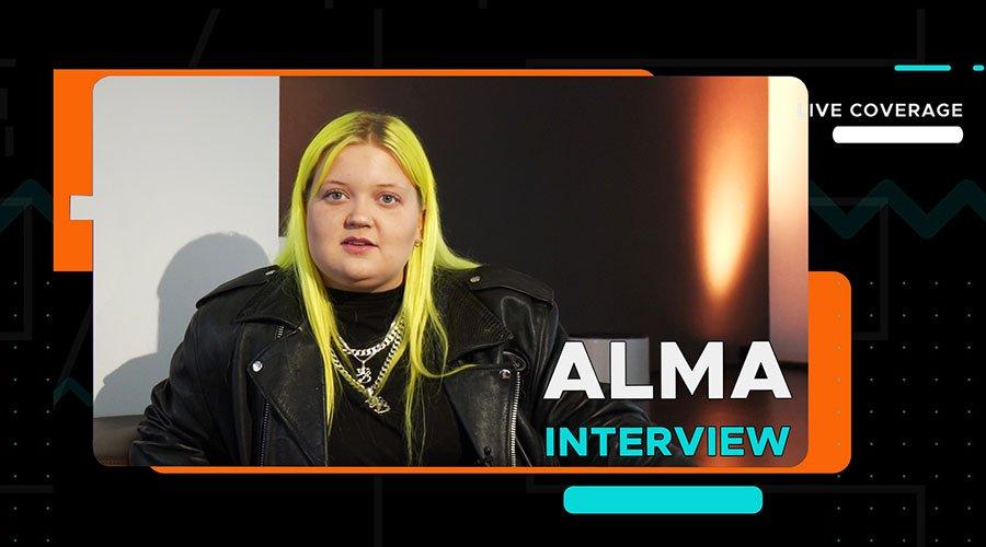 ALMA с интервю от Eurosonic Noorderslag