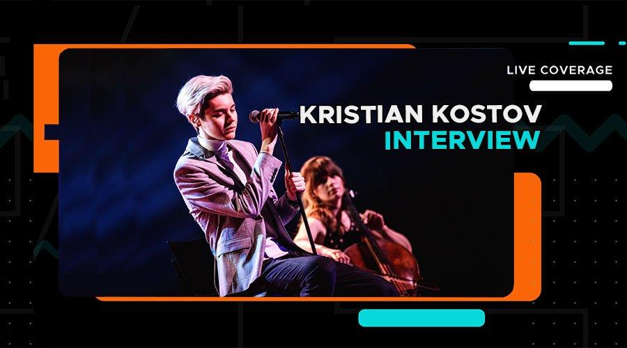 Големият победител на Eurosonic Noorderslag - Кристиан Костов
