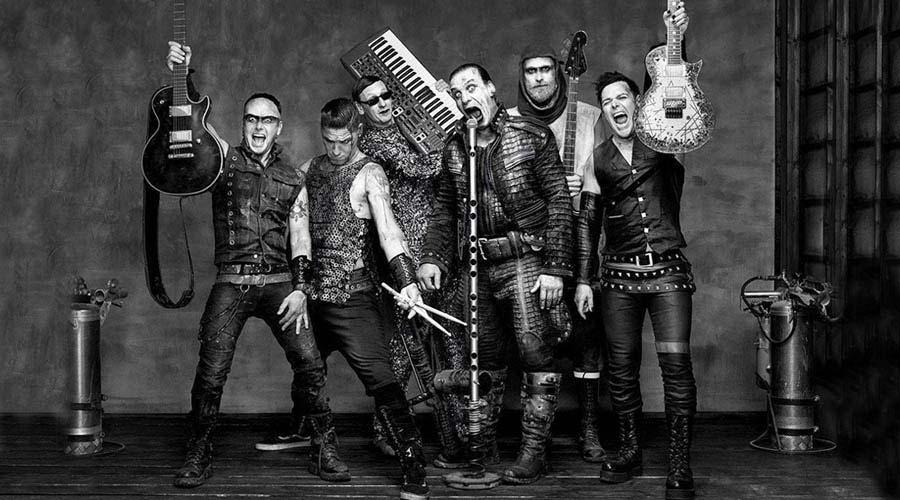 Rammstein с нов албум