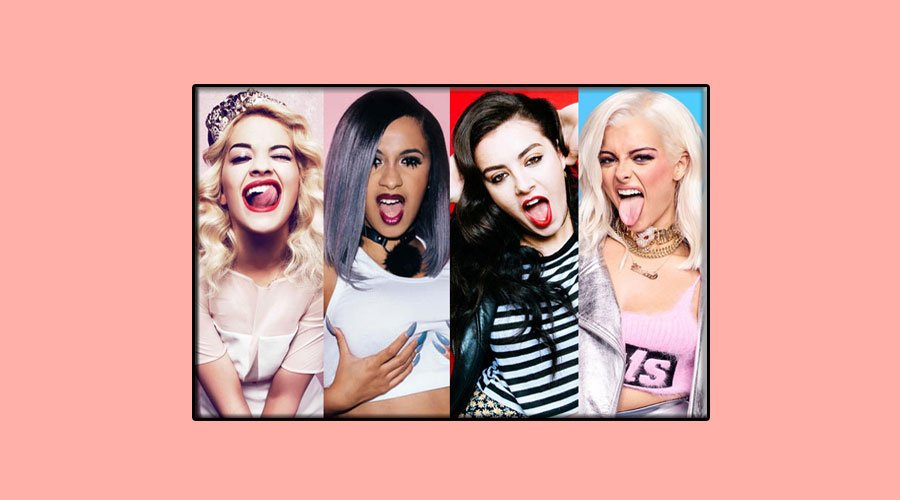 Rita Ora Cardi-B-Bebe-Rexha-Charli-XCX-Girls-video-feature