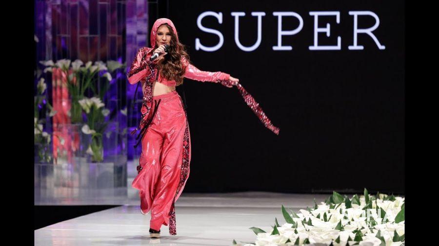 SUPERMODEL - новата песен на Веси Бонева