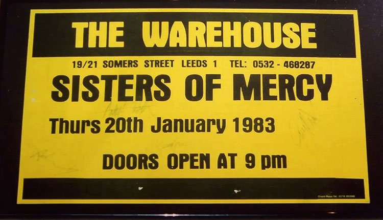 The Sisters of Mercy Warner Music