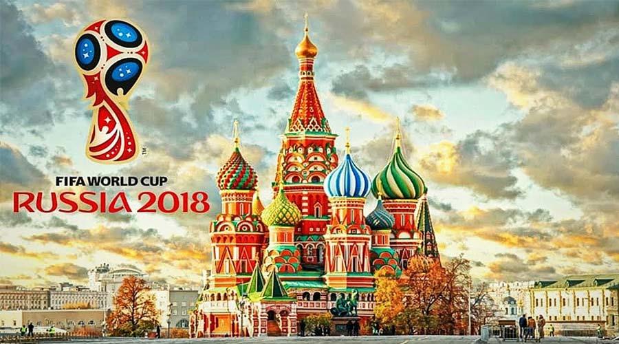 FIFA World Cup Russia 2018. Светът е.... МУЗИКА!