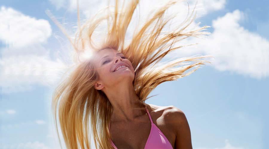 Летен съвет за красота - НЕ на сухата коса. MMTV Online