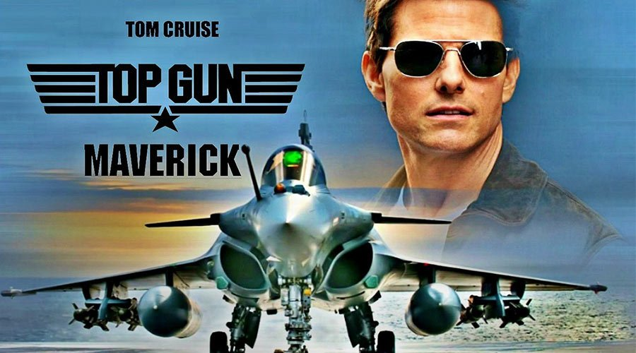 Top Gun: Maverick. Най-накрая!!!