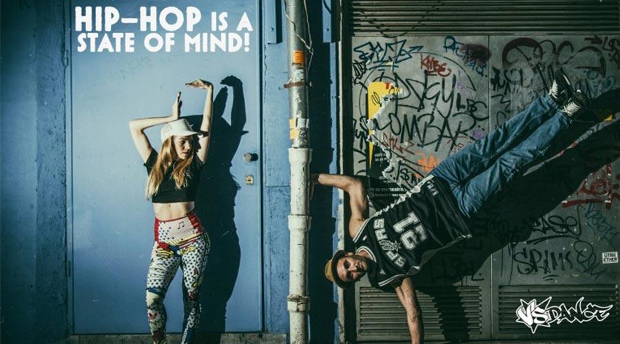 VS DANCE. Хип - хоп визията на бъдещето