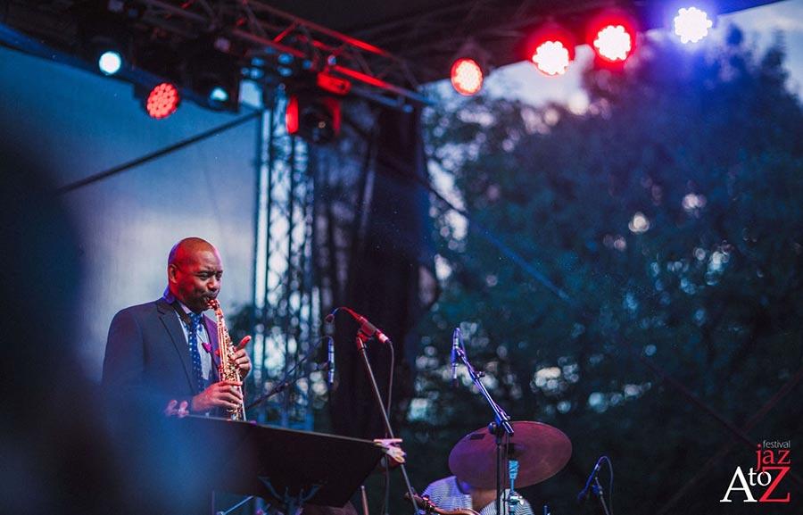 Branford Marsalis on A to Jazz