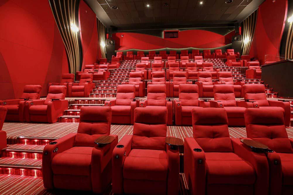 Генезисът на марката Grand Cinemas покълва от Гранд Дизайна на киносалоните