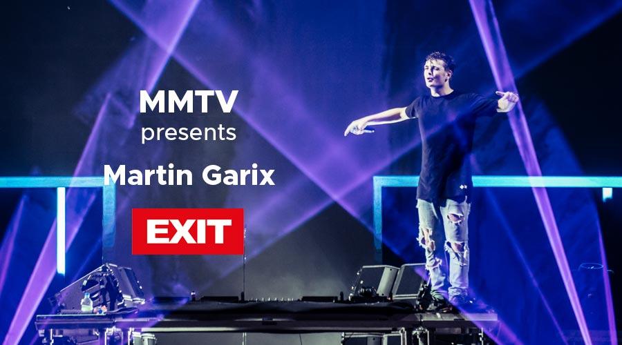 MArtin Garix – EXIT Festival 2018 | MMTV Online...