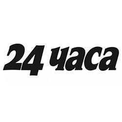 24 Часа лого - партньор на телевизия ММ