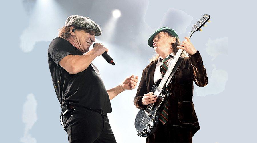 Brian Johnson записва с AC/DC !!! MMTV Online...