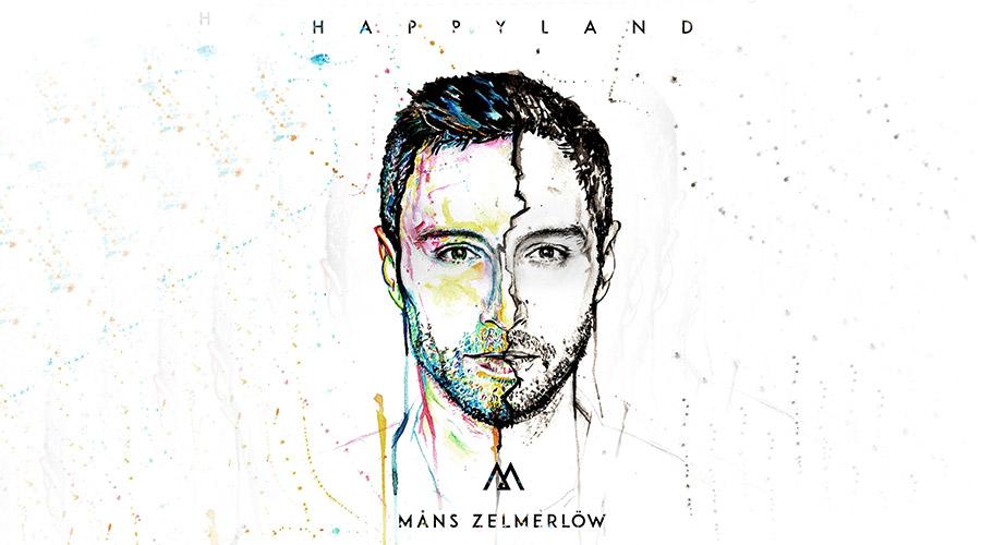 """Kinder избраха песента """"Happyland"""" на Måns Zelmerlöw за своя 50-годишен юбилей"""