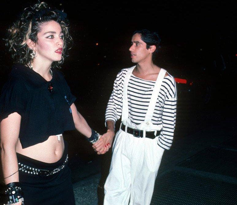 John Benitez, DJ Studio 54. Madonna му е гадже по времето, когато излиза едноименния ѝ дебютен албум.