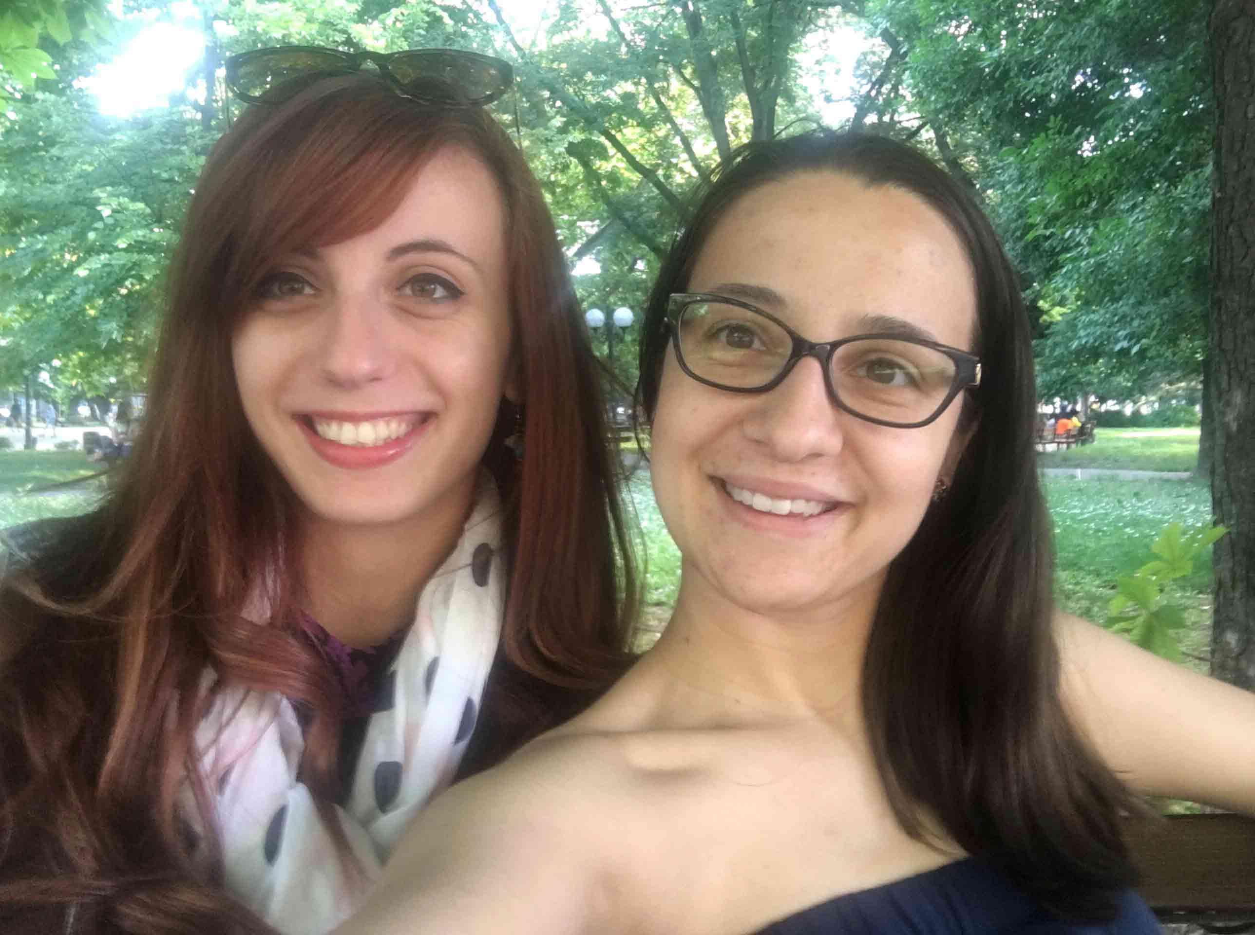 Наталия Тотева и Илияна Кръстева – създатели на един шарен свят!