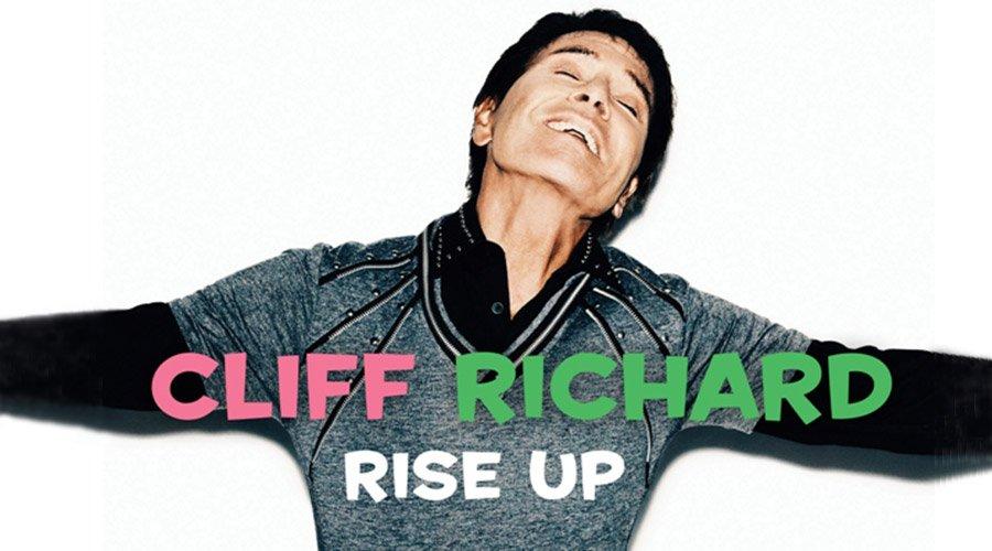 """Cliff Richard с нова песен """"Rise Up"""" и албум след 14-годишна пауза"""