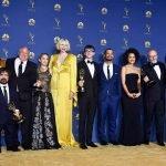 """Тази година с наградата за най-добър драматичен сериал от Американската академия за телевизионно изкуство и наука бе отличен """"Game of Thrones"""" (Игра на тронове)."""