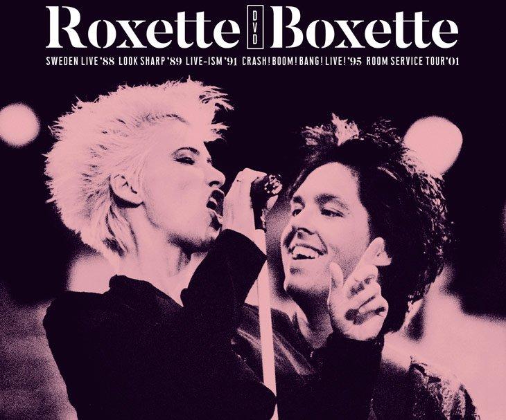 """""""Boxette"""" ни показва динамичността на изпълненията на Roxette"""