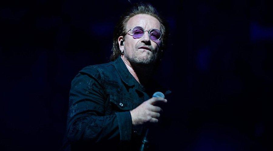 Bono спря концерт на U2 заради внезапна загуба на гласа си!