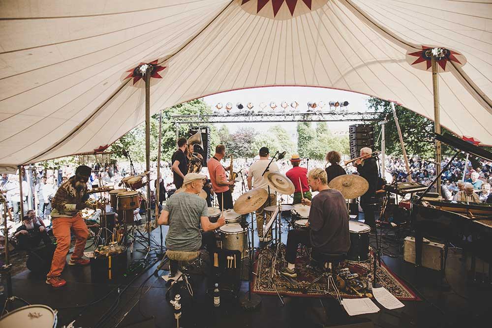 Kongens Have - Copenhagen Jazz Fest