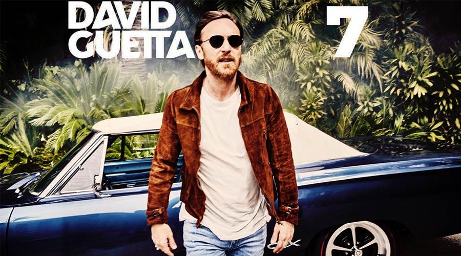 "David Guetta разкри траклиста на предстоящия си албум, озаглавен ""7"""