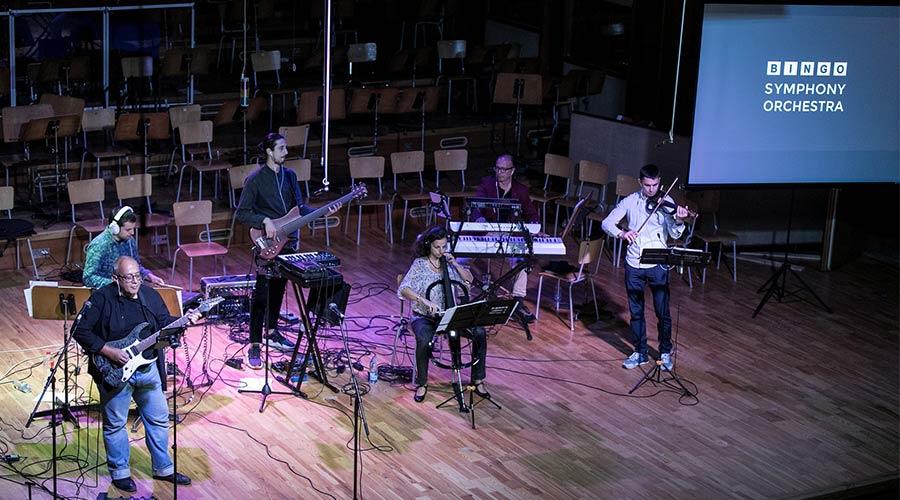 Bingo Symphony Orchestra със свеж прочит на класиката
