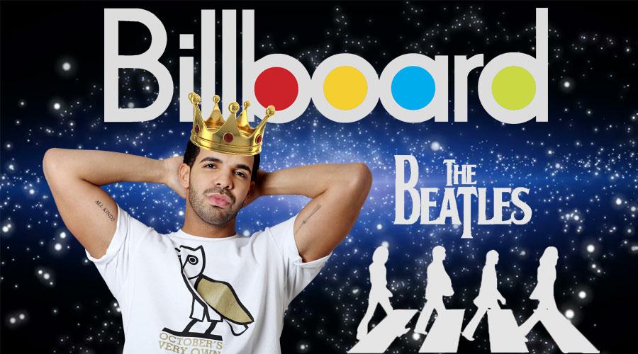 Drake стана по-голям от The Beatles | MMTV Online