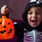 Всяко дете е много по-склонно да празнува дори денят на мъртвите когато е поднесен по забавен начин.