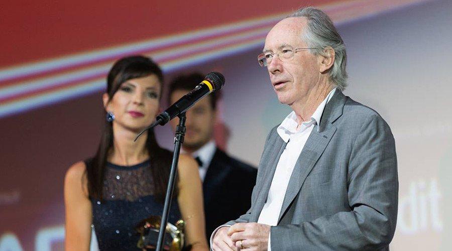Иън Макюън откри четвъртия кино-литературен фестивал CineLibri