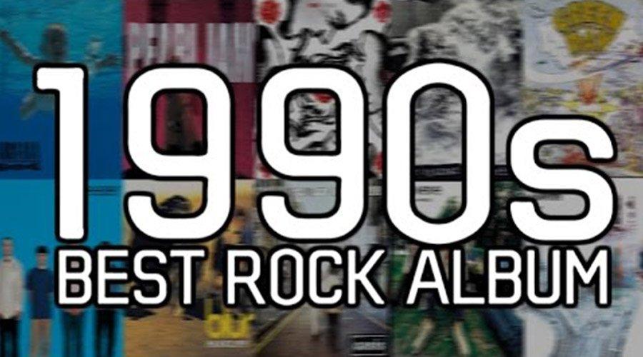 Топ 10 на най-добрите рок албуми на 90-те | MMTV Online