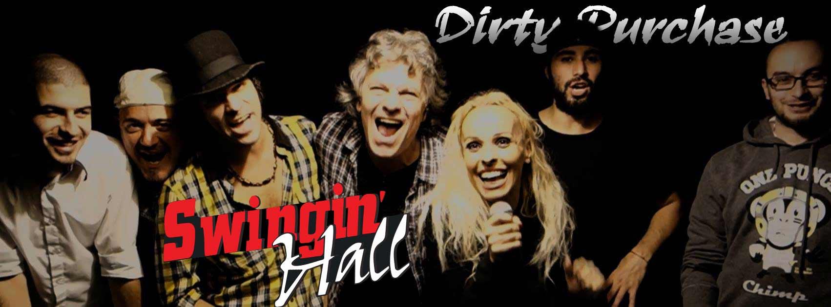 Dirty Purchase с Marcello Billy Tempesta и Dih. Ramos | 16 ноември 2018г. 23:00ч. Swinging Hall