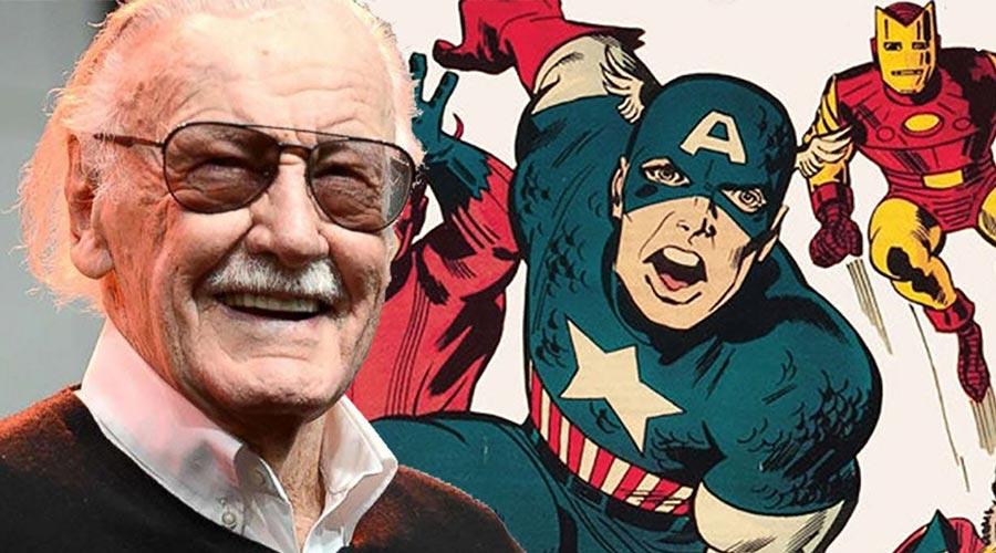 На 95 години почина легендата на Marvel Comics Stan Lee | MMTV