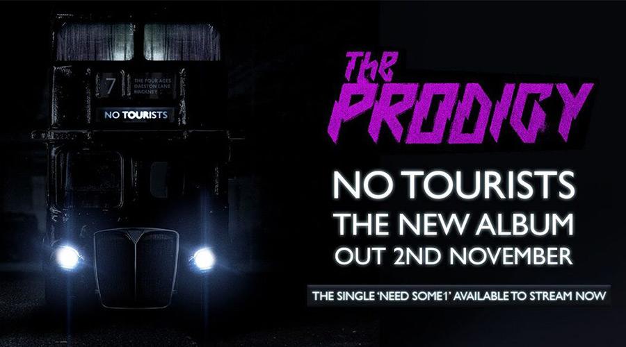 The Prodigy с нов албум - 'No Tourists' | MMTV Online