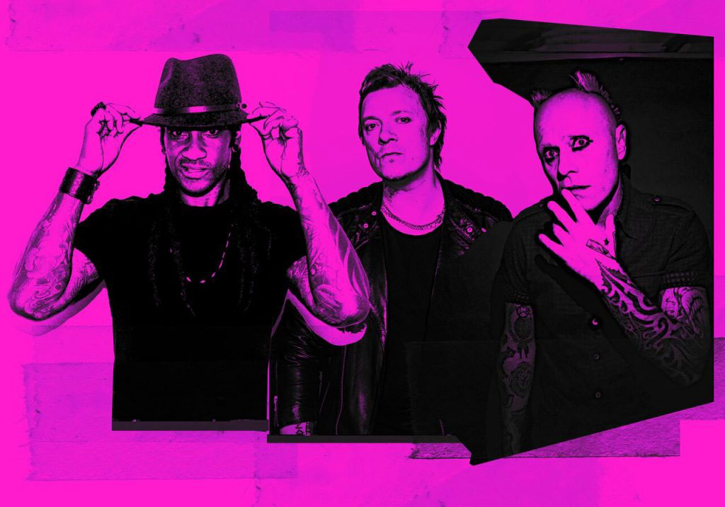The Prodigy Release New Album - 'No Tourists'