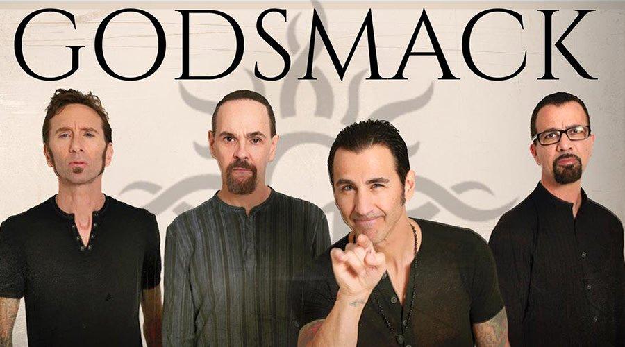 30 март - новата дата за концерта на Godsmack в София | MMTV