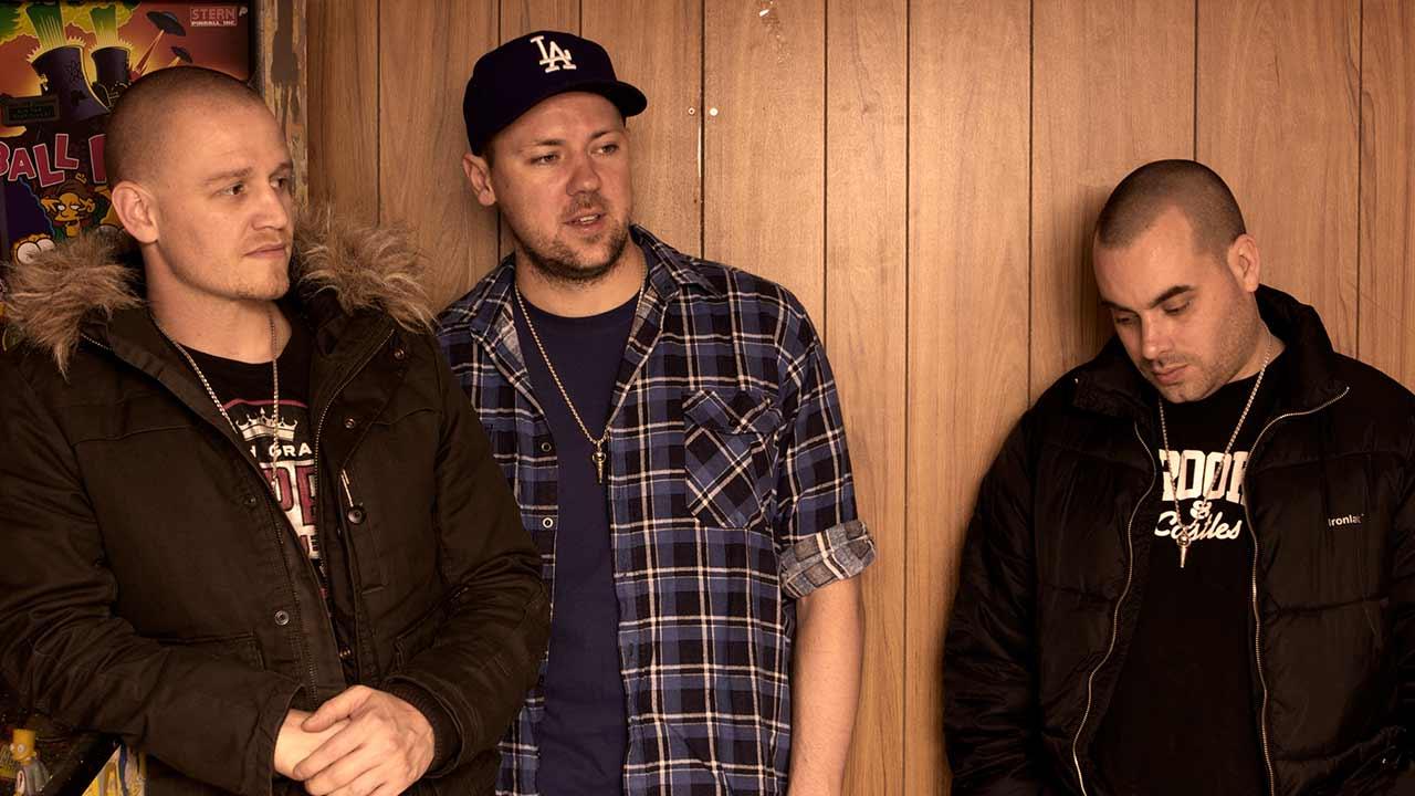 Hilltop Hoods е една от моите любими хип-хоп групи, които според мен нямат нито една лоша песен!