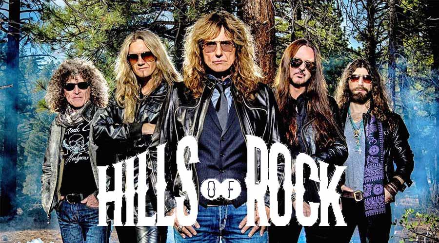 Whitesnake хедлайнери на Hills Of Rock 2019 | MMTV